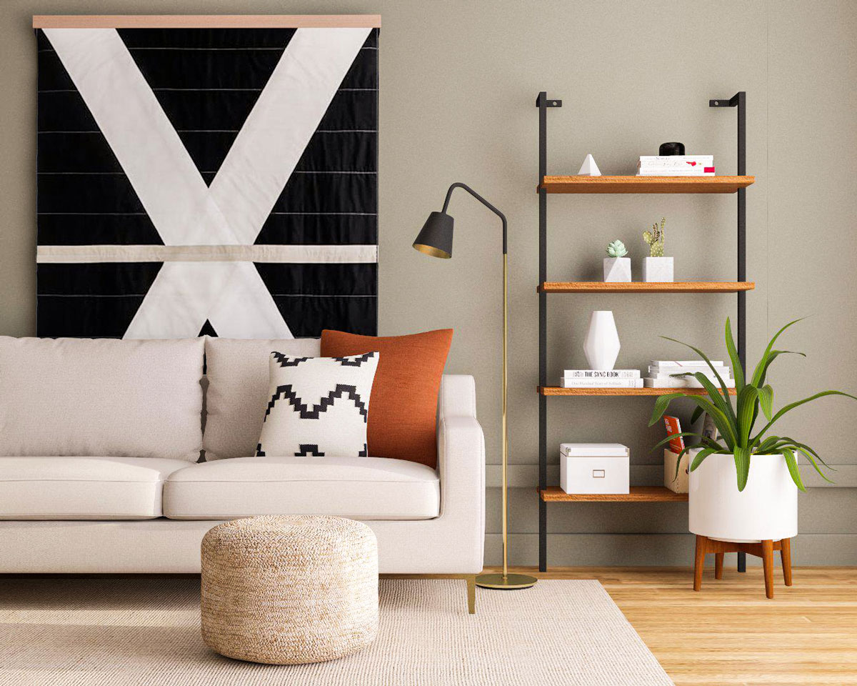 Modernize your living room with these 5   tips