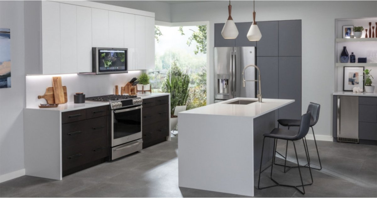 Modernize your kitchen with connected   devices