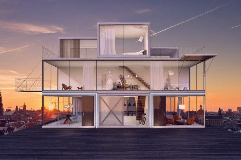 The future of living: Top 5 alternative housing ideas | neubau eyewe