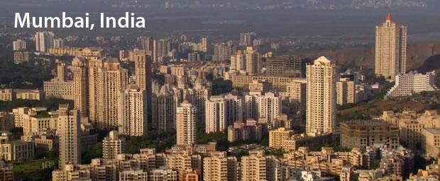 Mumbai - The Skyscraper Cent