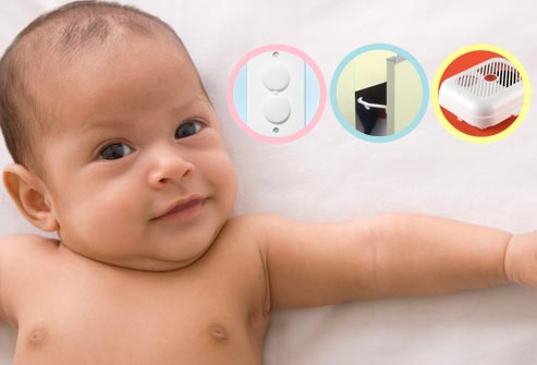 Baby-Proof Your Home: The Essentials to Protecting Ba