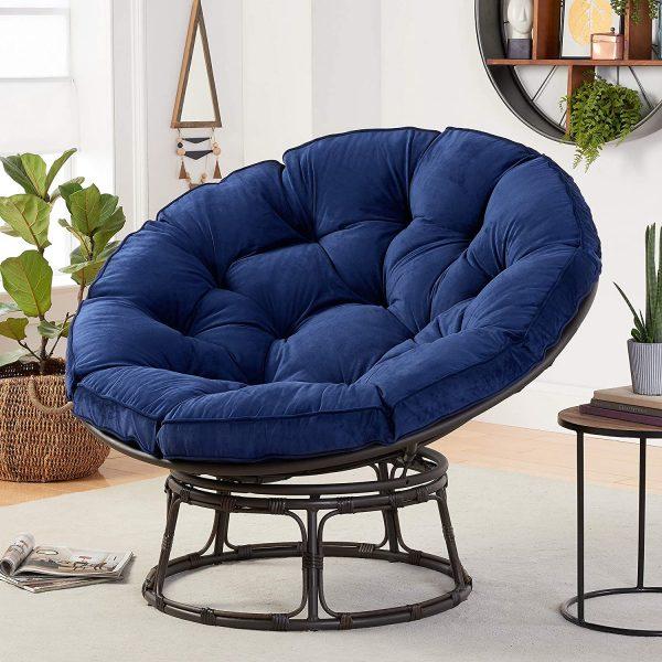 Papasan Chairs: 50 Fresh New Ways to Enjoy a Retro Favori