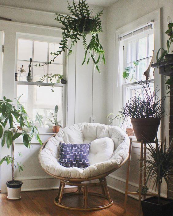 papasan chair, chair ideas, chair decors, comfy chair, living room .