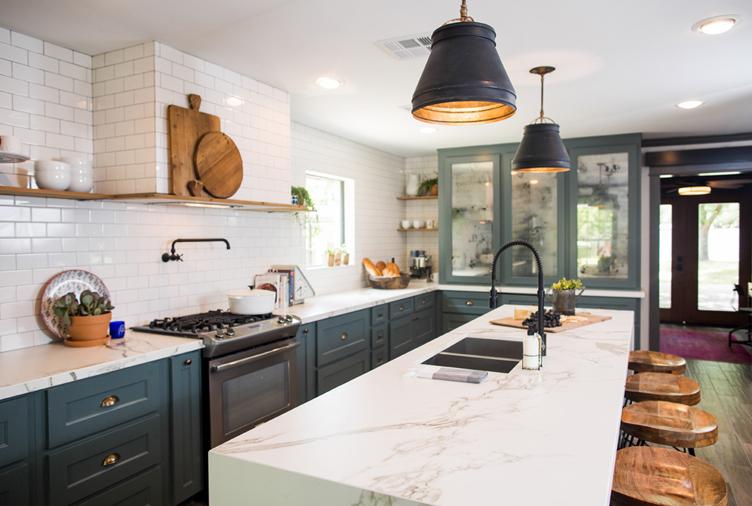 Backsplash, Tile, Cabinetry: The 15 Top Kitchen Trends for 20