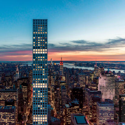 New York City's slender skyscrapers are changing the skyline - CNN .