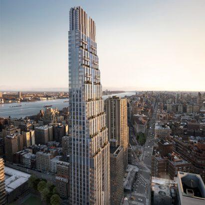 New York skyscrapers | Deze
