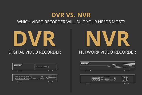 NVR Vs. DVR – How to make choice? - NZ CCTV SYSTEM security camera .