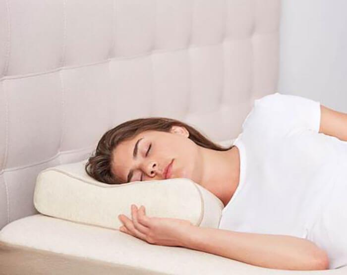 Organic and environmentally friendly   pillows can improve sleep