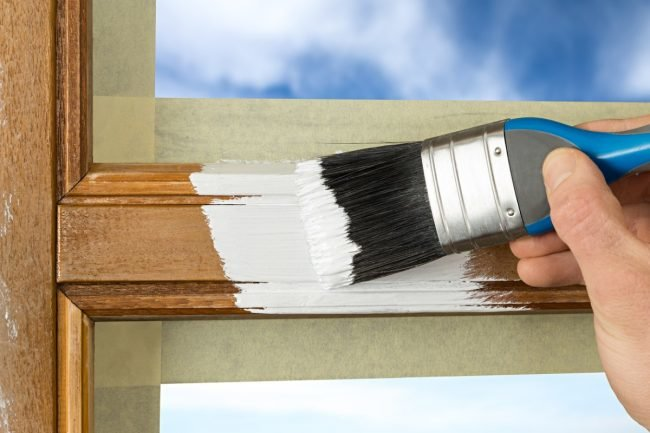 Can You Paint Over Stained Wood? Solved! | Bob Vi