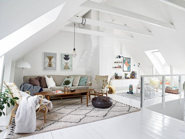 19 Timeless Attic Design Ideas That You Shouldn't Miss | Attic .