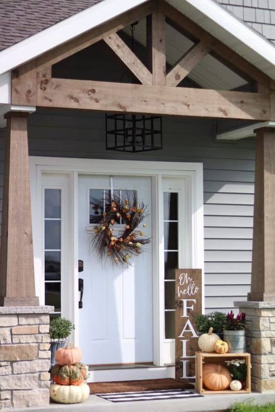 25 Porch Roof Ideas – Boost Your Curb Appeal in 20