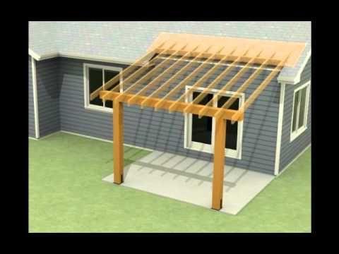 Porch Roof Construction | Porch roof construction, Porch roof .