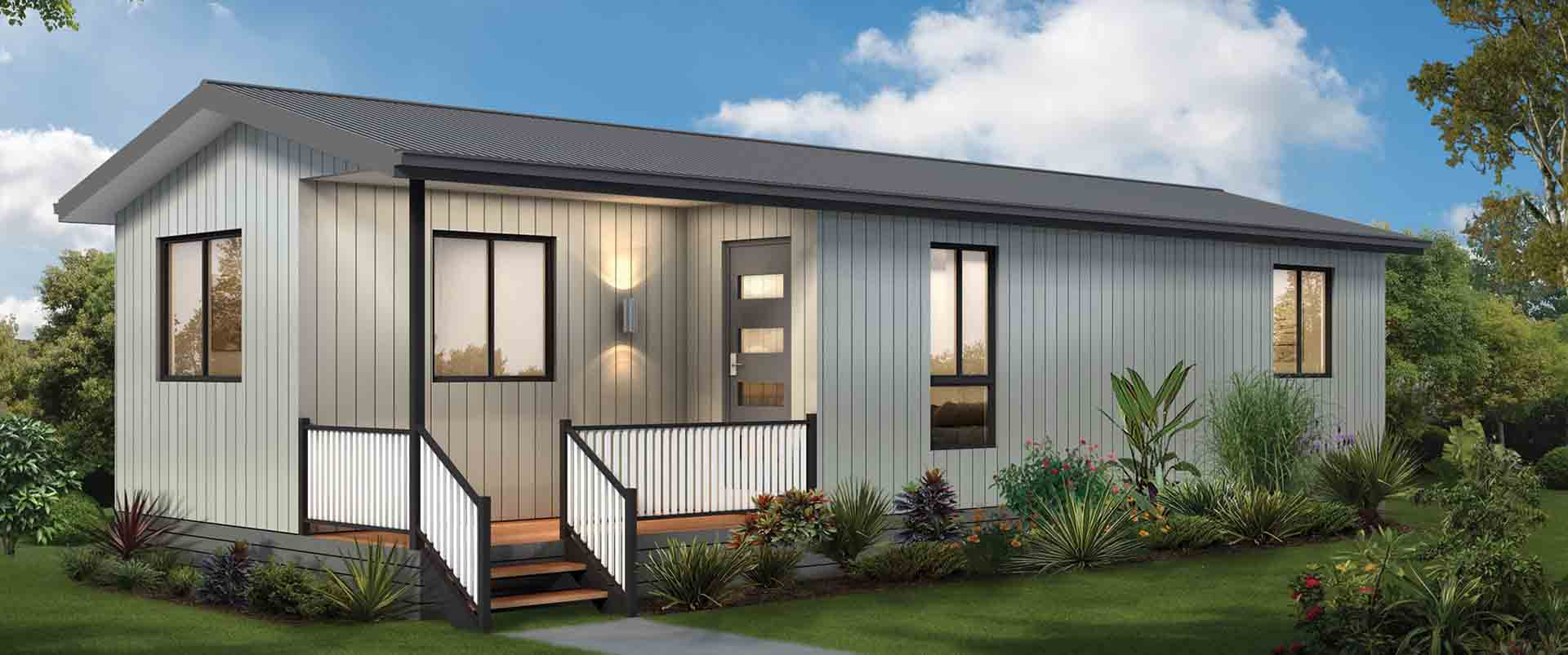 The advantages and disadvantages of   buying prefabricated houses