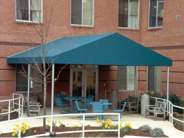 Preparing Your Awning Fabric For The Winter Freeze - Carroll .