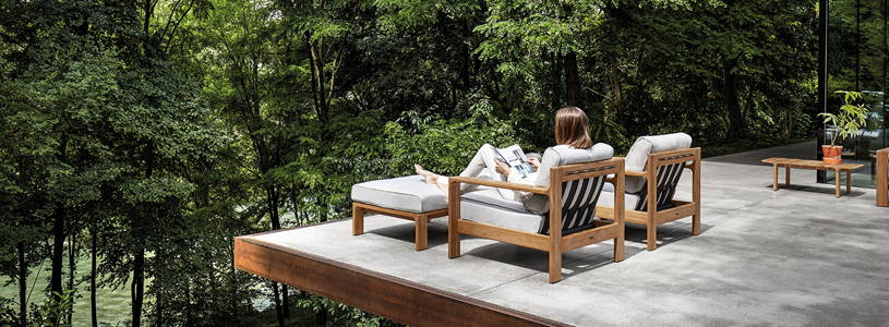 How to Protect your Patio Furniture During all Seasons - AuthenTE