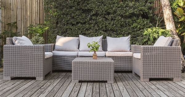 Protection of garden furniture in all   seasons