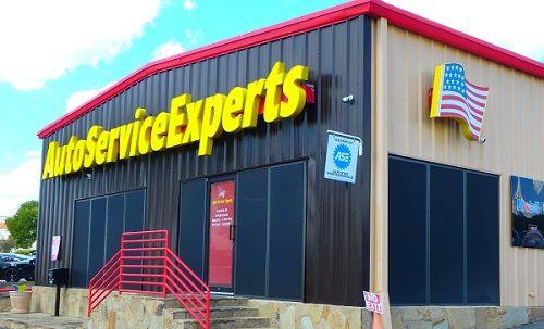 Auto Repair Shop in San Antonio TX: Auto Service Exper