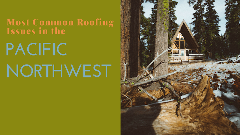 Top Roofing Issues in Oregon and Washingt