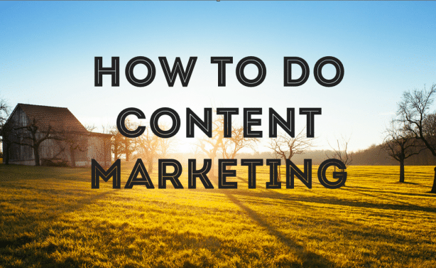 Content Marketing For Real Estate: A Beginner's Guide - Inm