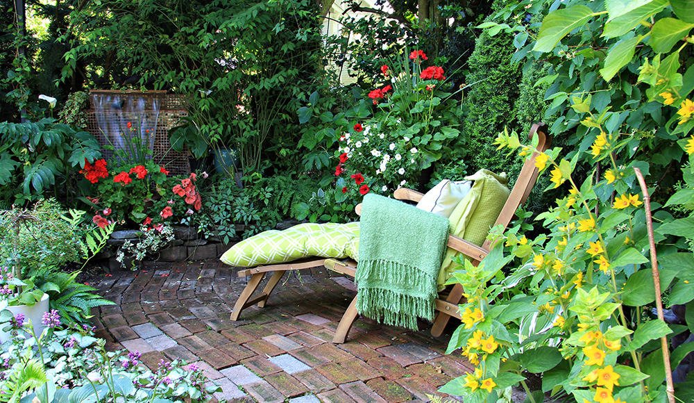 Current trends in gardening