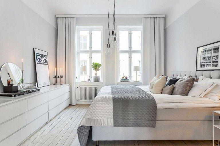 23+ Awesome & Elegance Scandinavian Bedroom Designs Trend Ideas .