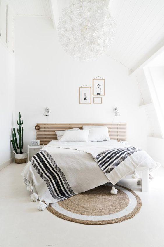 41 Modern Scandinavian Bedroom Design Ideas | Dormitorios .