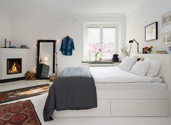 35 Scandinavian Bedroom Ideas That Looks Beautiful & Mode