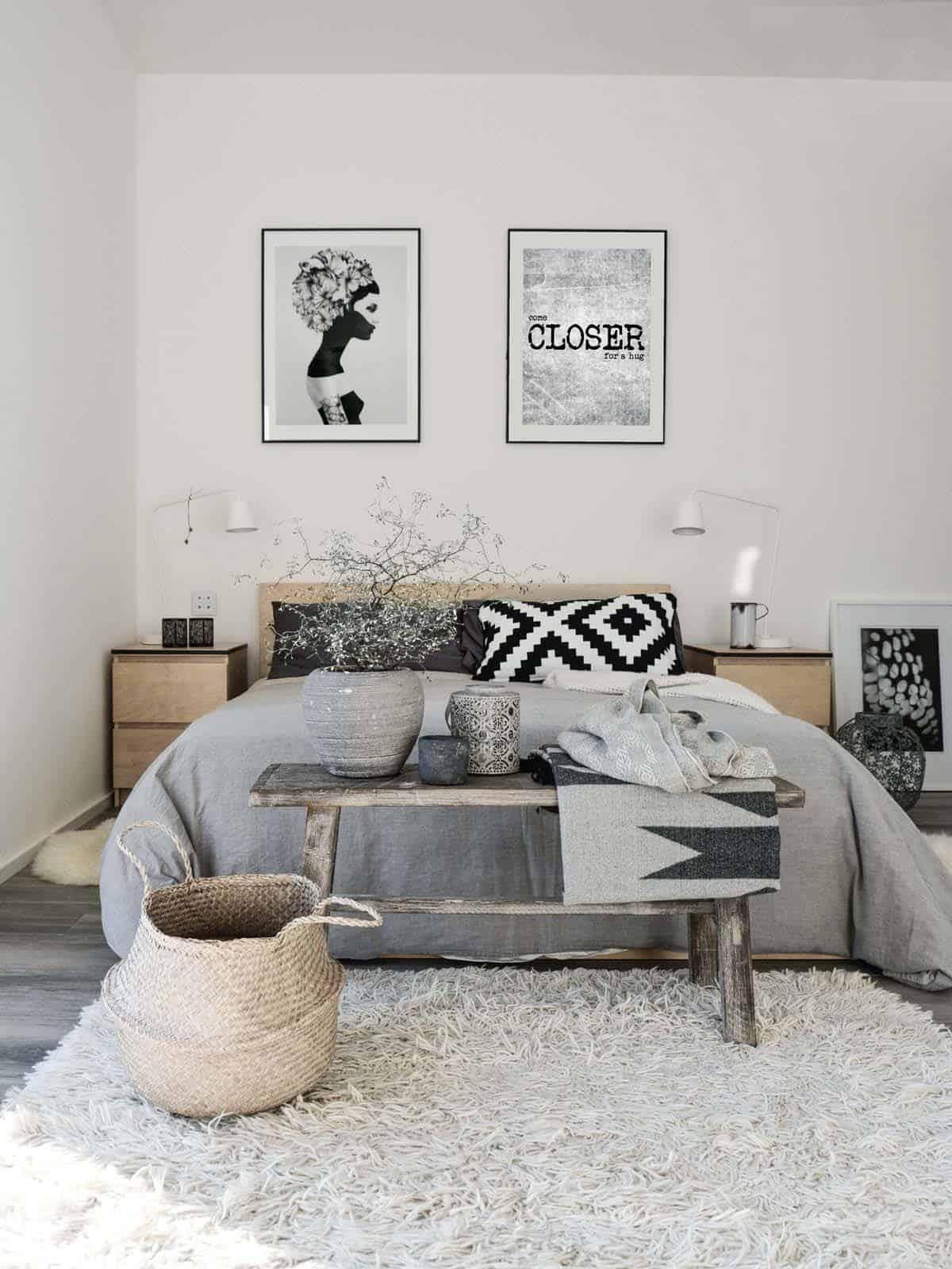 Scandinavian bedroom ideas that will   inspire you to remodel