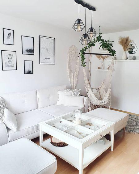 Scandinavian Living Rooms to Spark Ide