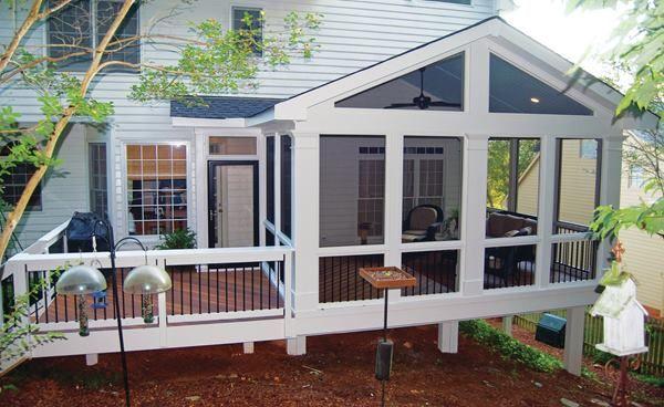Designing Porch Roofs   Porch design, Screened porch designs .