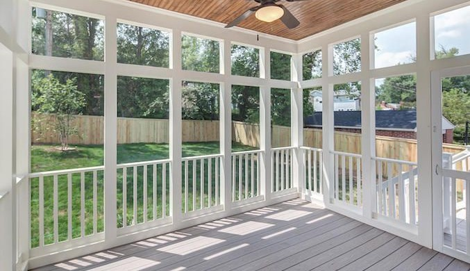 How to Choose Between a Screened Porch or Sunroom | GoGla