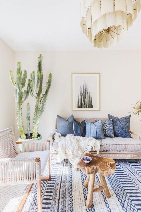 Get the boho chic look - 32 bohemian interior design ideas | Home .