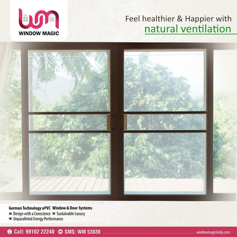 Selection of the best UPVC windows and   doors