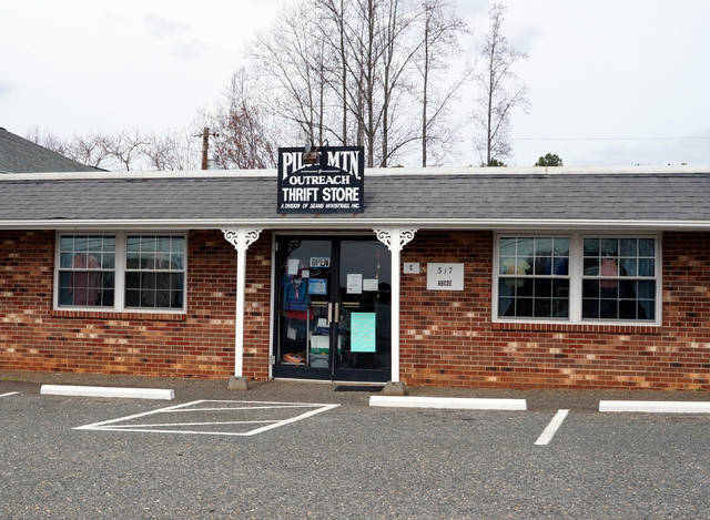 Pilot outreach center to hold sale | Mt. Airy Ne