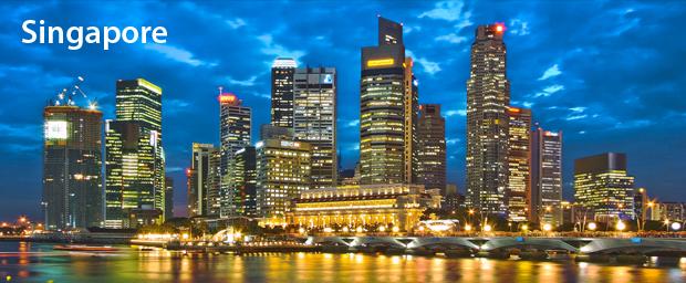 Singapore - The Skyscraper Cent
