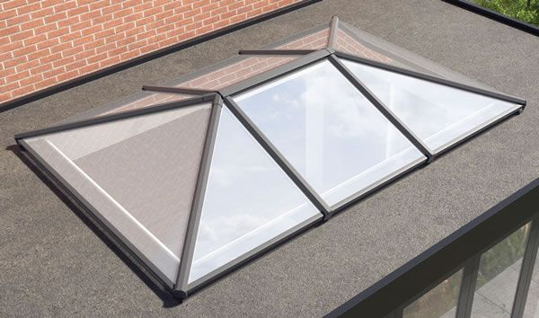 Flat Roof Lanterns Derby - Roof lights & Skypod Skylights create .