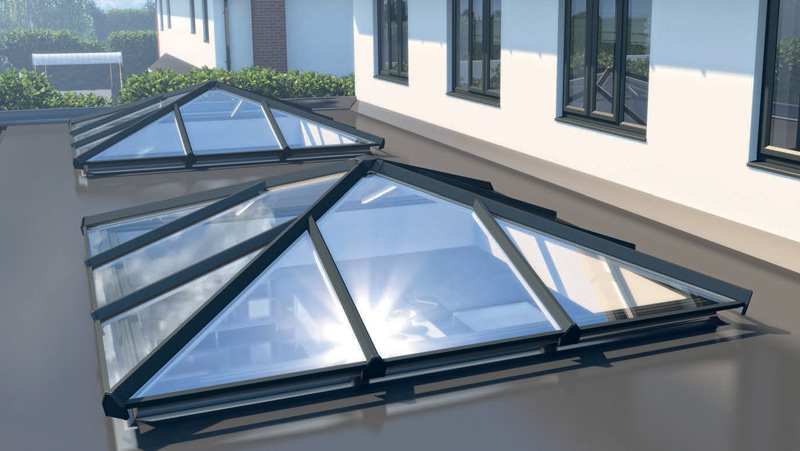 Roof Lanterns - Hillview Windo