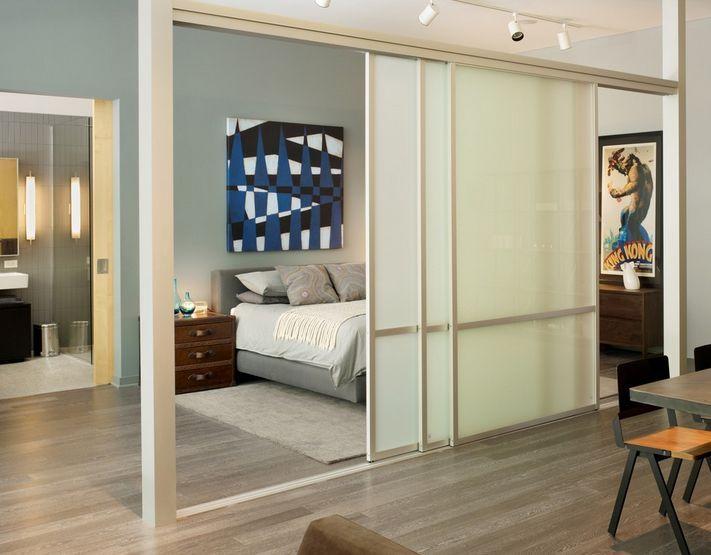 Enjoying Flexibility With Sliding Room Dividers | Bedroom divider .
