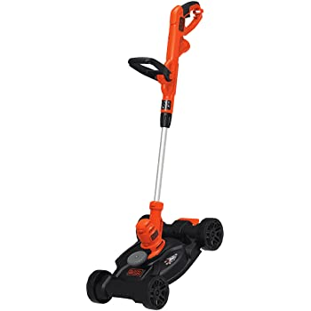 Amazon.com : BLACK+DECKER BESTA512CM Electric Lawn Mower : Garden .