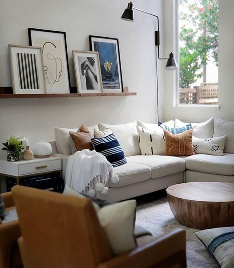 7 Small Updates to Completely Transform Your Living Room | Condo .
