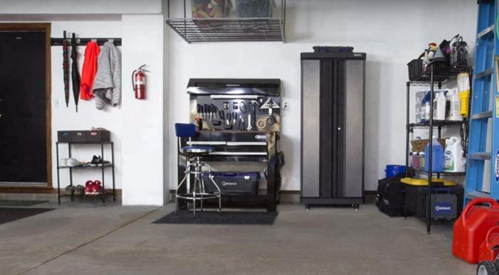 Garage Storage and Organization Ide