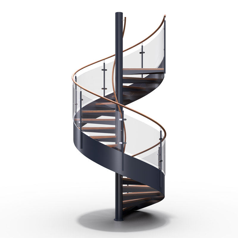 Spiral staircase pictures and things you   should know about them