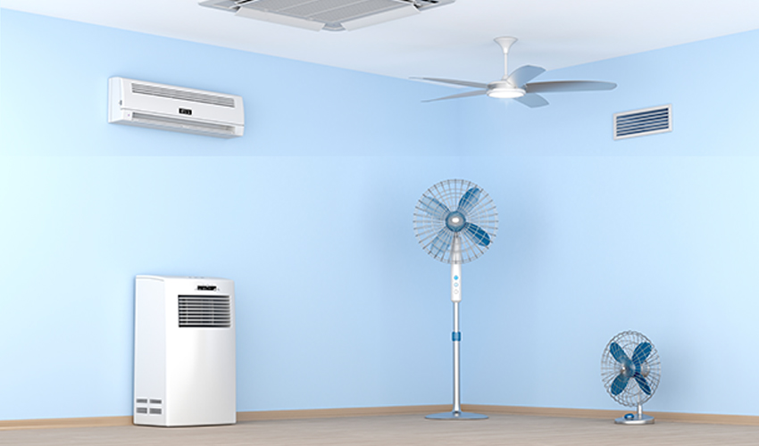 Quickly Cool Your House if Your AC Brea