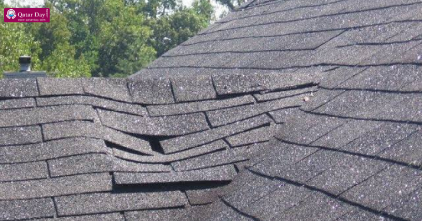 Tell-tale signs that it's time to fix   your roof
