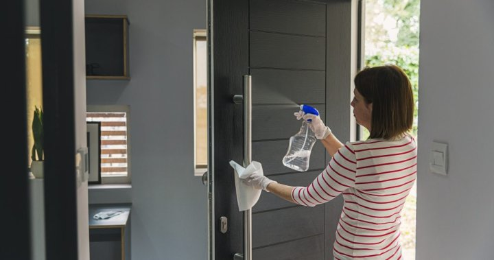 Spring cleaning, coronavirus-style: Areas in your home you shouldn .