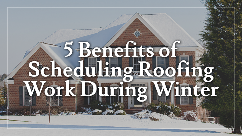 The benefits of hiring siding companies   after winter storms