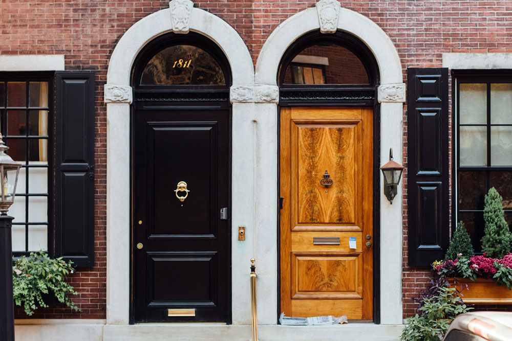 The best door styles of 2019 approved by   the locksmith