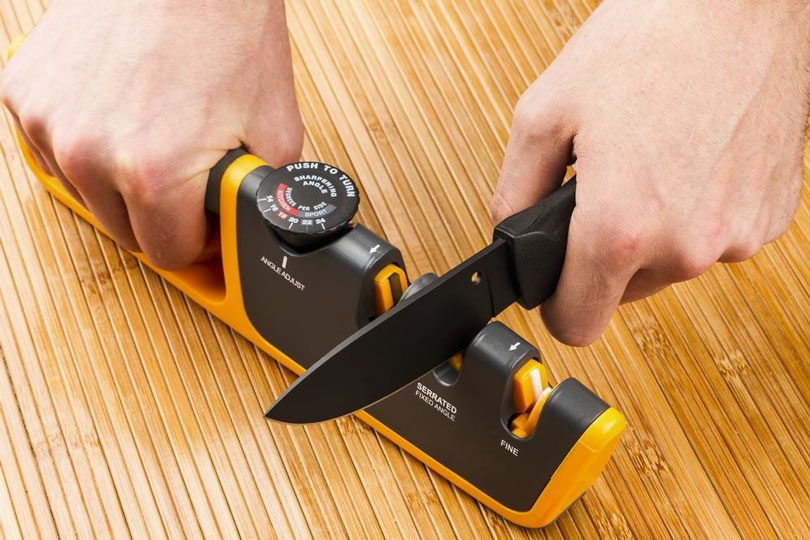 The Best Manual Knife Sharpener To Buy In 2020 - smalldiner.c