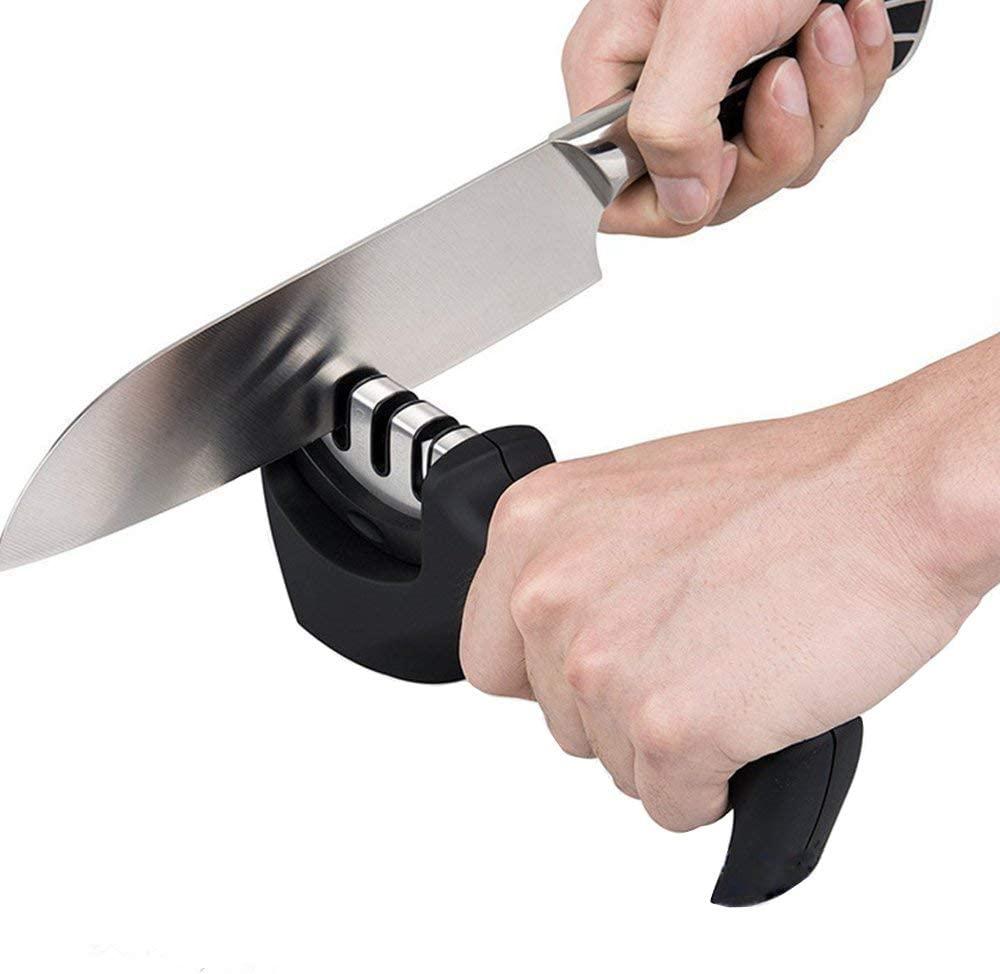 The best manual knife sharpener
