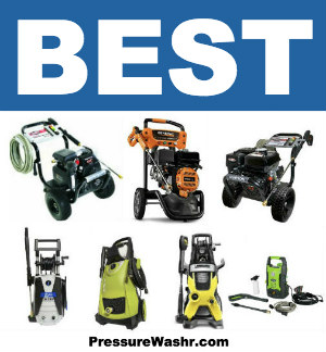 The best pressure washer for your money   is here!